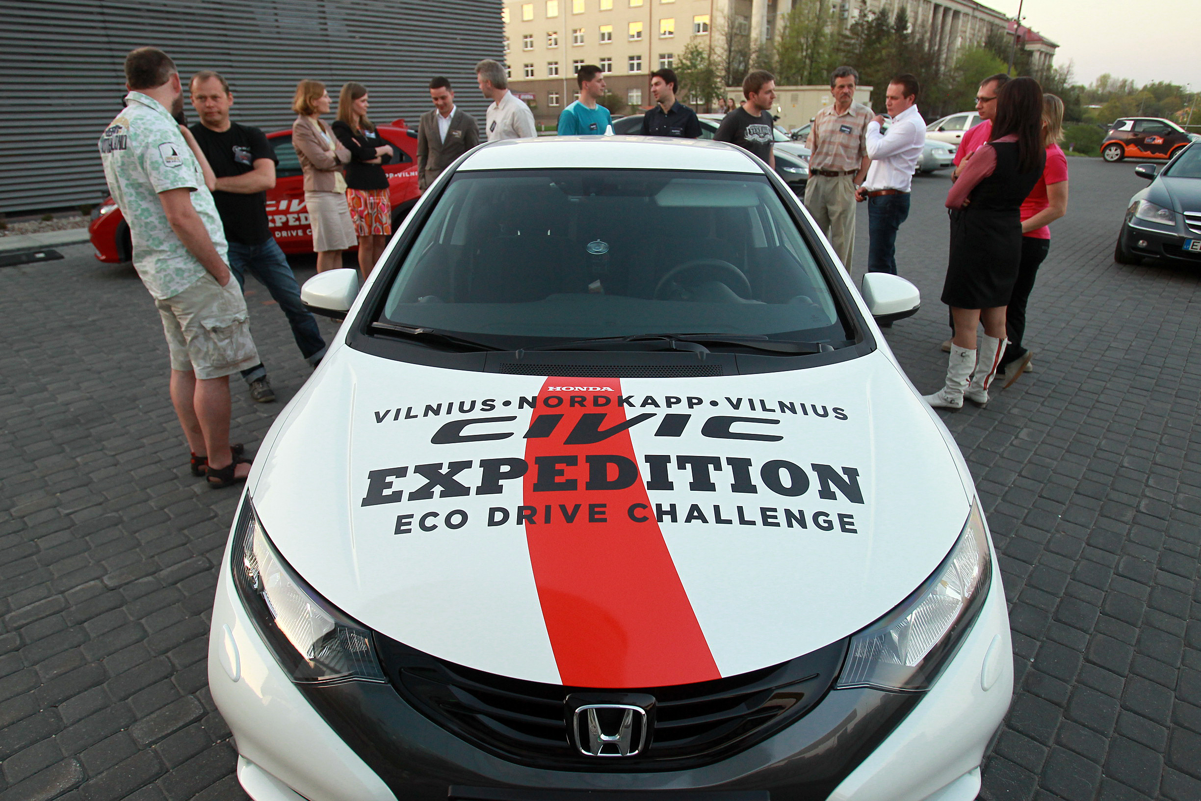 Honda expedition