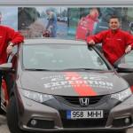 Honda Expedition LT winners