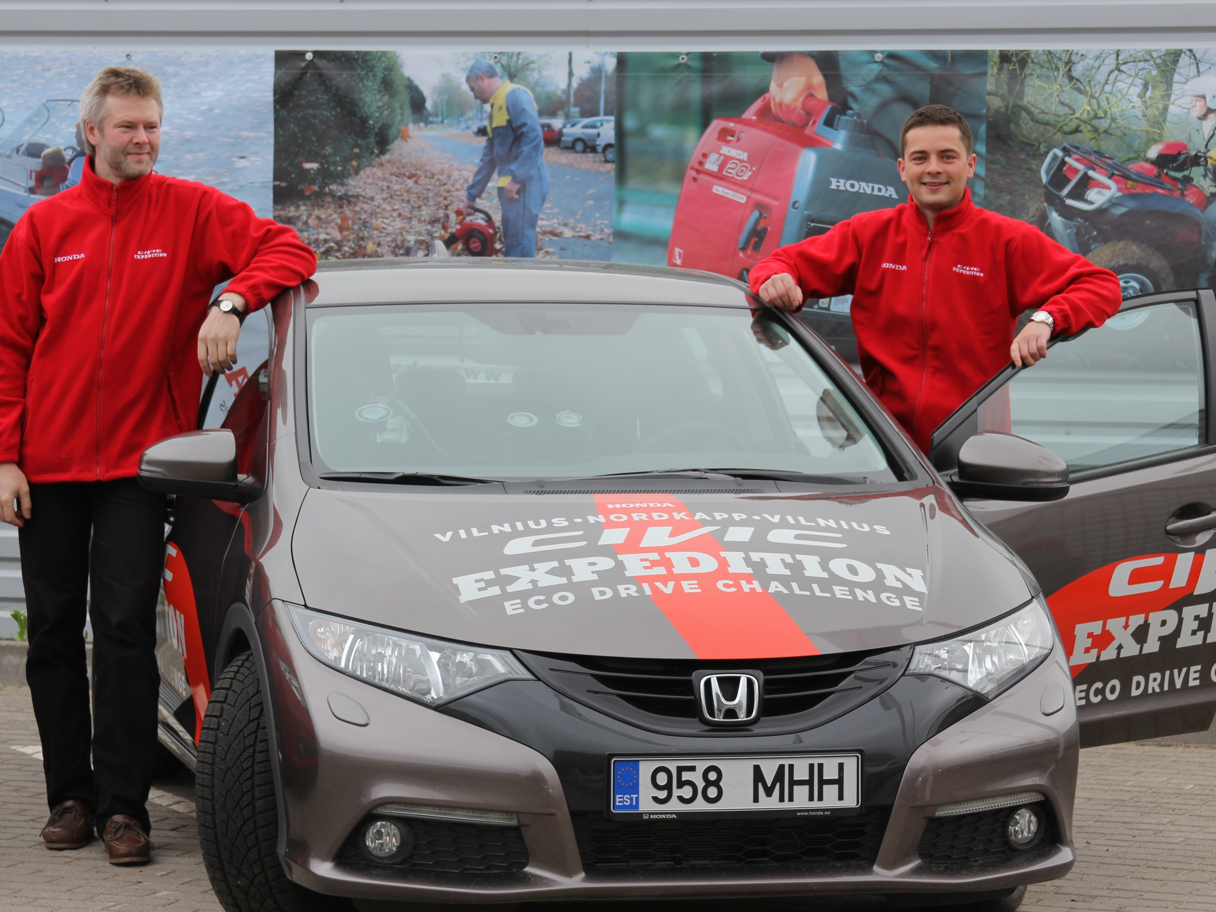 Honda Expedition LT winners