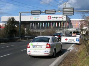 Skoda Octavia Green Line Geneva