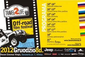 Bekelės filmų festivalio 2013 programa